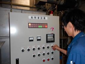 除害設備の維持管理